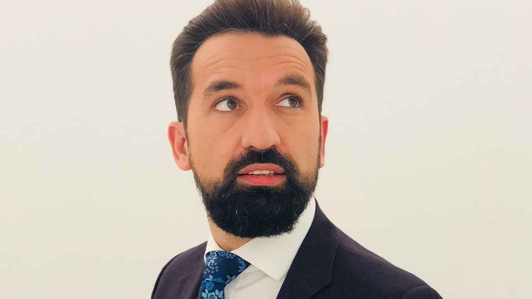 Miguel Lago, humorista y colaborador de 'Todo es mentira'.