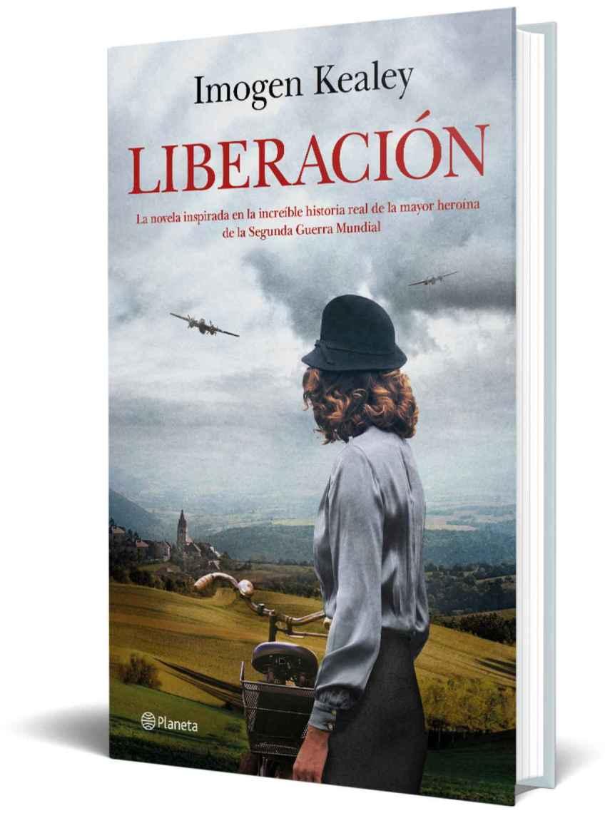 Portada de 'Liberación'.
