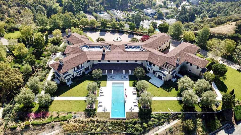 La fastuosa nueva mansión de Harry y Meghan en Montecito, Los Ángeles.