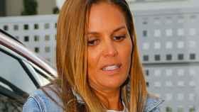 Marta López, cuando todavía trabajaba en Mediaset
