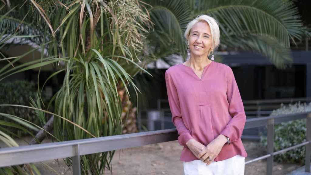 Isabel Sánchez es directora del Consejo de mujeres que asesora al Prelado del Opus Dei.