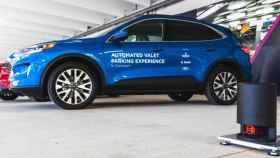 Se trata de un proyecto de Ford Motor Company, Bedrock y Bosch.