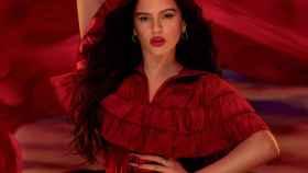 Rosalía lanza su labial Viva Glam de MAC.