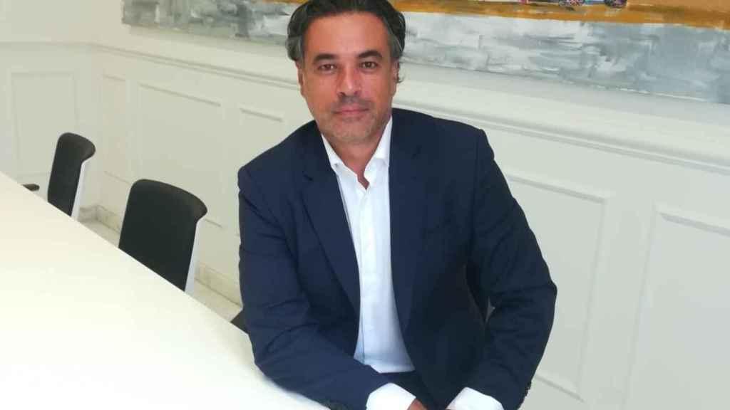Fernando Ibáñez, nuevo presidente de Aseafi y director de Ética Patrimonios.