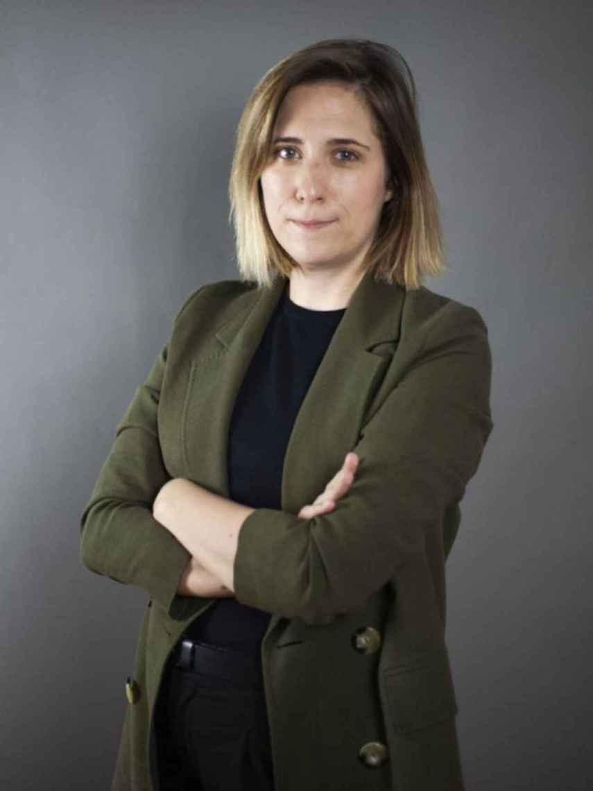 Lara Osuna, fundadora de Sanasté Studio.