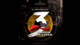Jaxana celebra tres años con tres cenas de auténtico lujo en Tenerife