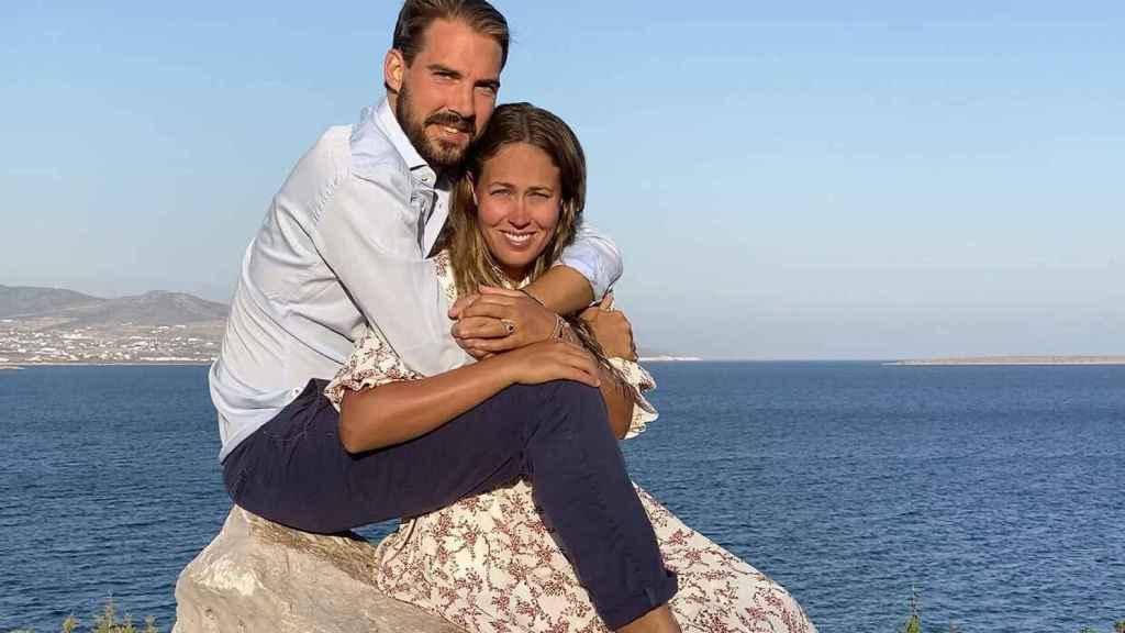 Felipe de Grecia y  Nina Flohr anuncian su matrimonio.