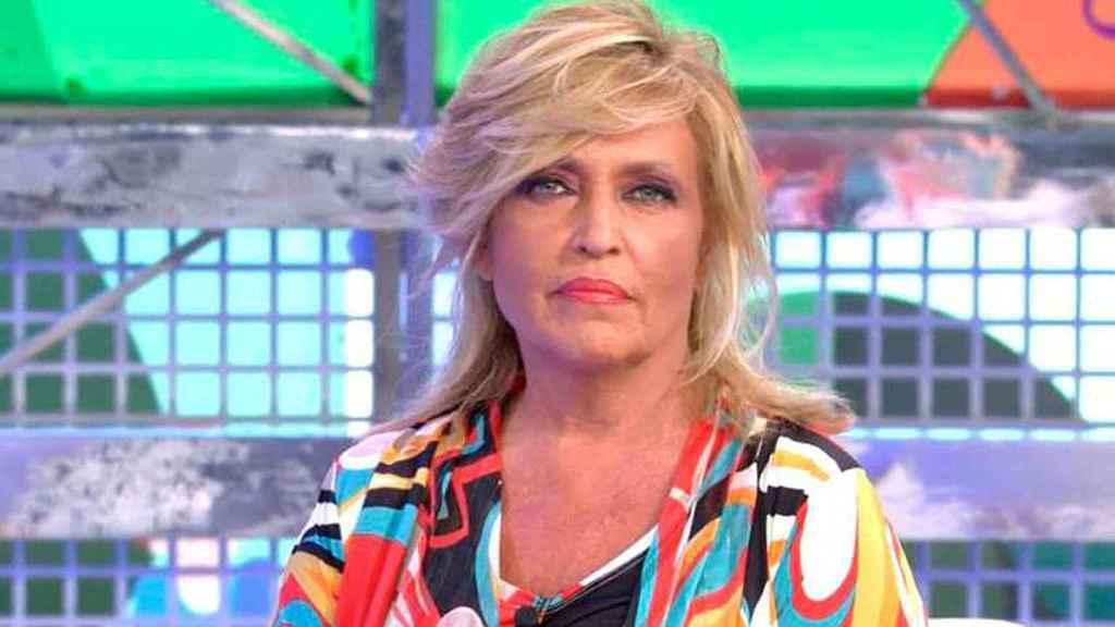 Lydia Lozano se ha convertido en una gran baza de Telecinco para ganar audiencia.