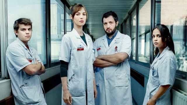 'Hipócrates', es la mejor serie sobre médicos que tienes que ver.