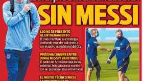 Portada Sport (01/09/20)