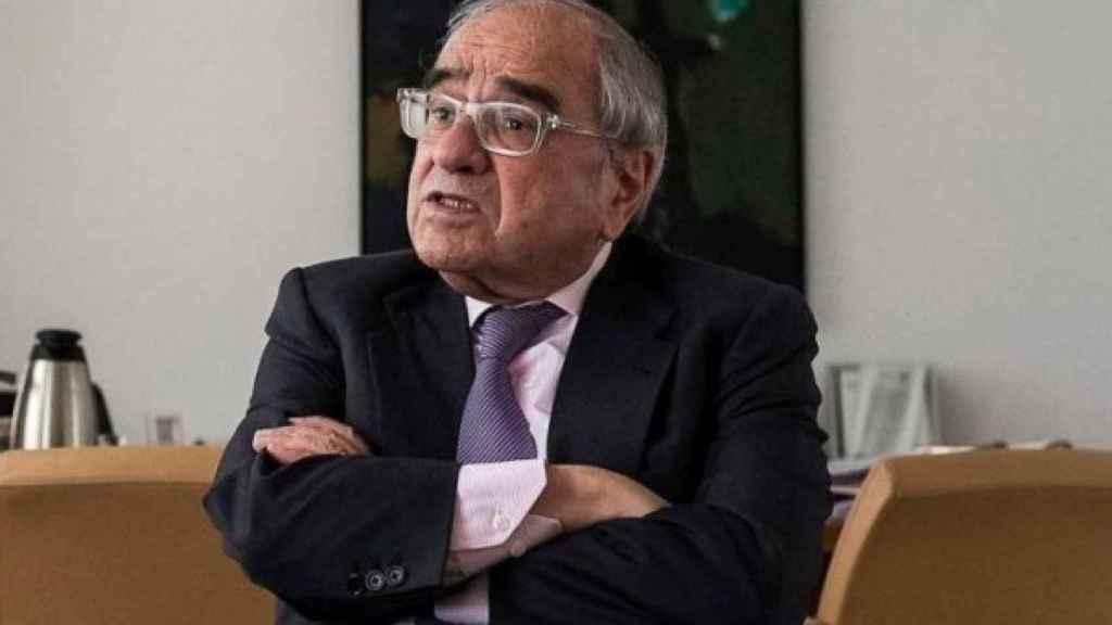 Rodolfo Martín Villa fue ministro de Interior durante la Transición.