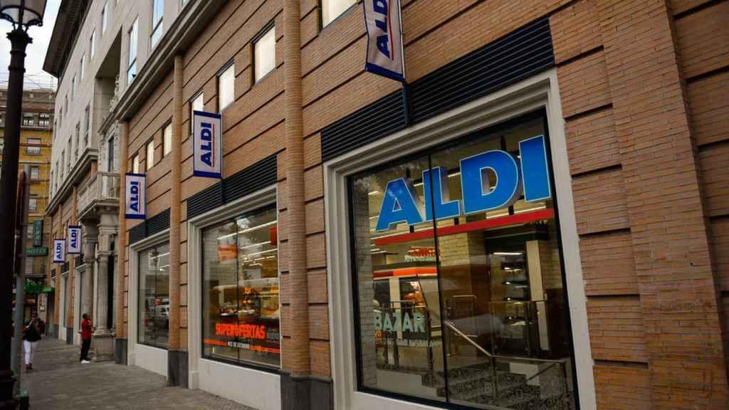 Nueva tienda de Aldi en Sevilla