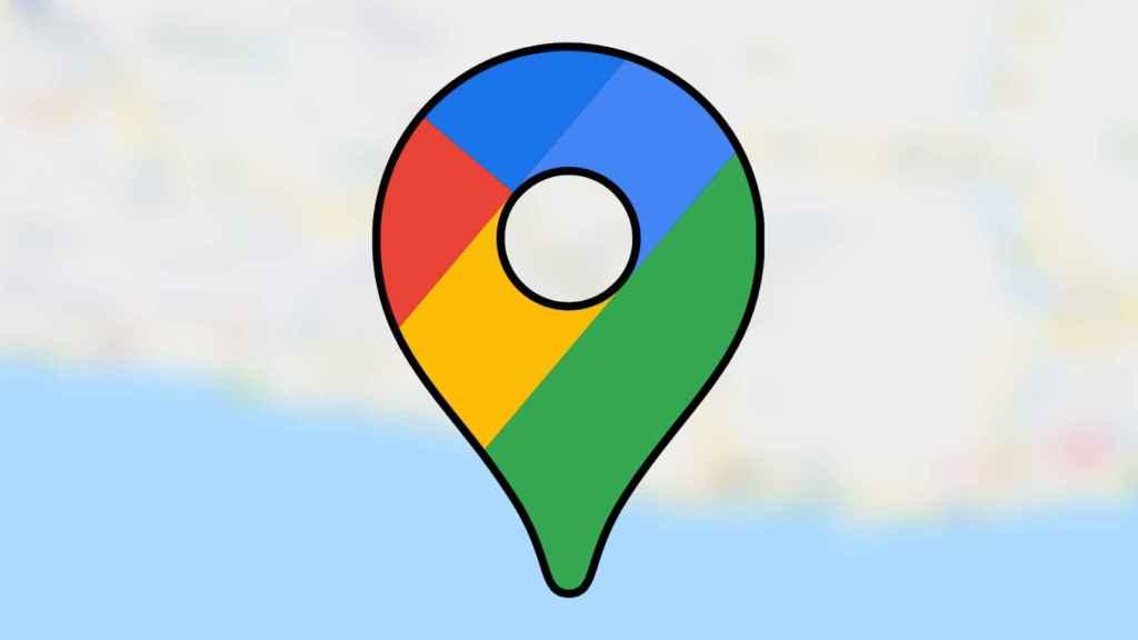 Logo de Google Maps.
