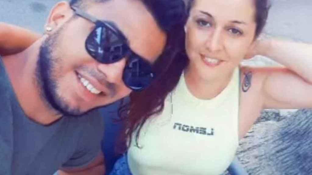 A la izquierda, Janner J. y a la derecha, Yesica, en una foto subida por ellos a las redes sociales.