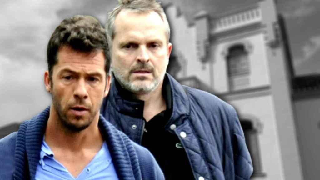 Nacho Palau y Miguel Bosé se verán las caras el próximo octubre.
