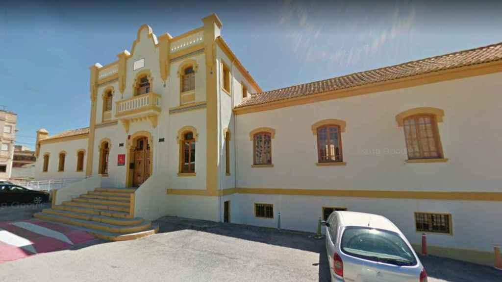 Residencia de la Tercera Edad de Chelva, Valencia, donde trabaja Nacho Palau.