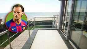 La casa de Ivan Rakitic en Barcelona