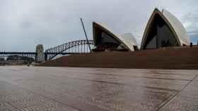 La Casa de la Ópera de Sidney.