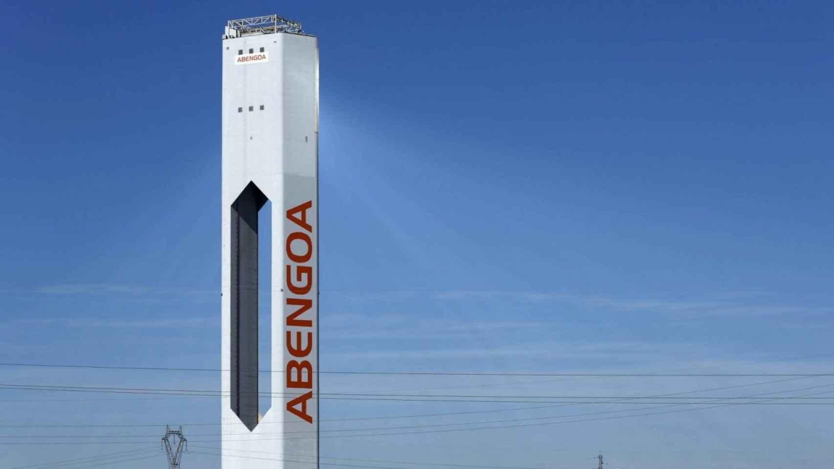 Central termosolar de Abengoa.