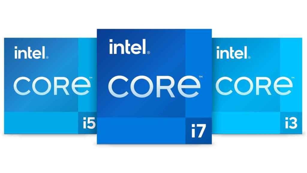 El nuevo aspecto de las pegatinas que identifican a los Intel Core