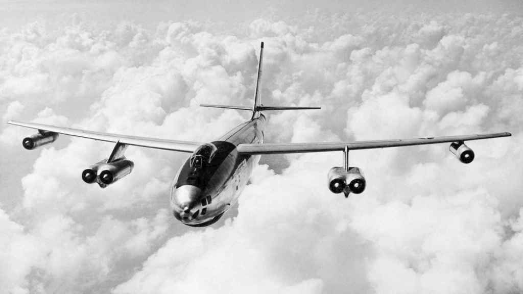 Bombardero Boeing B-47