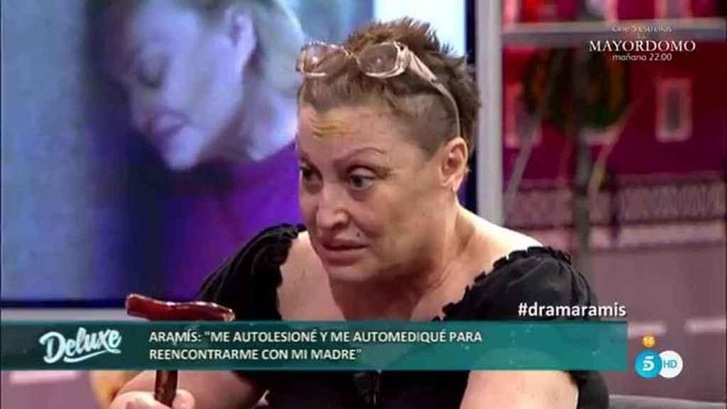 Telecinco ha rescatado del olvido a Aramís Fuster en varias ocasiones.