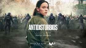 El Español te ofrece en exclusiva el cartel de 'Antidisturbios', la serie de Rodrigo Sorogoyen