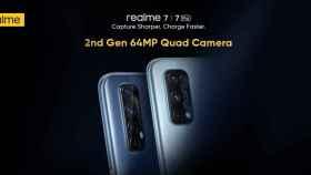 Nuevos realme 7 y realme 7 Pro: la gama media con la carga más rápida