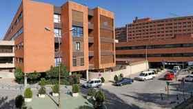 Hospital de Guadalajara, en una imagen de archivo