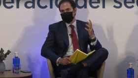 El presidente y consejero delegado de Vueling y próximo presidente de Iberia, Javier Sánchez-Prieto.