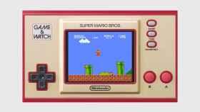 Nueva Game & Watch: Super Mario Bros