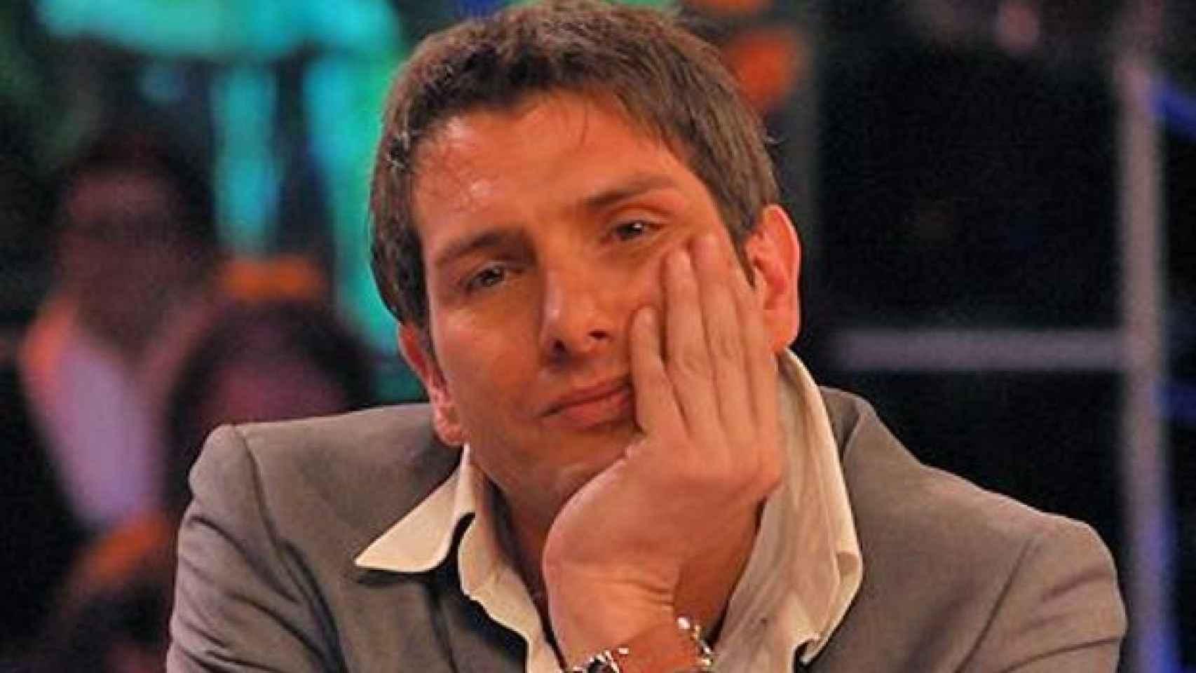 Iván Madrazo.