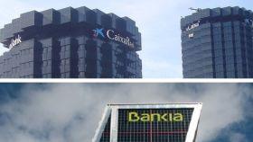 Los consejos de administración de Caixabank y Bankia planean reunirse el 13 de septiembre