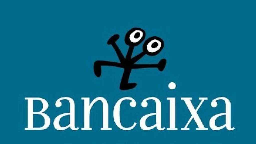 Logo de Bancaixa utilizado por Bancaja. EE