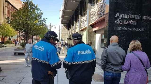 Foto Policia Leon