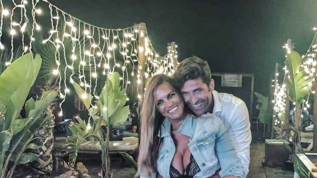 Efrén Reyero y Marta López son una de las parejas del verano.