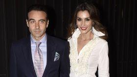 Paloma Cuevas y Enrique Ponce en una imagen perteneciente al año 2016.