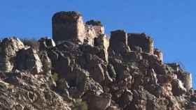 Castillo de Peñas Negras en Mora (Toledo)