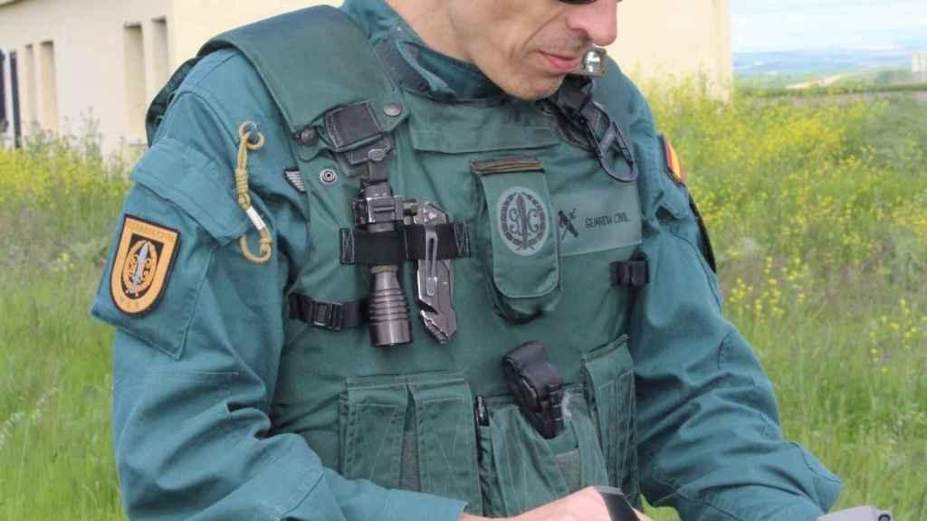 El sargento Regalado tiene 47 años y padece una complicada enfermedad.
