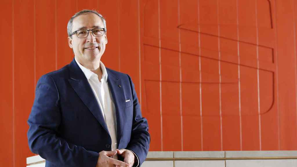 Mikel Palomera, director general de Seat.