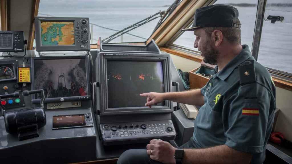 La Guardia Civil tuvo constancia del posible envío de un semisumergible una semana antes del hallazgo de finales de noviembre de 2019 en la ría de Aldán.