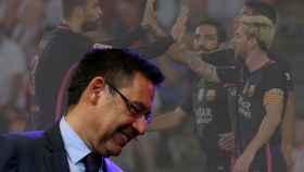 El otro frente de Bartomeu: relación rota con dos capitanes del Barça como Messi y Piqué