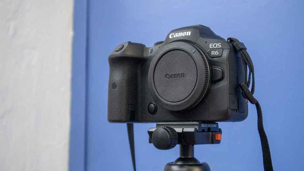 Probamos la Canon EOS R6.