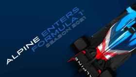 El cambio de nombre de Renault a Alpine F1