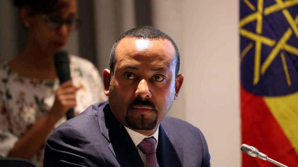 El primer ministro de Etiopía, Abiy Ahmed Ali.