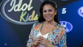 Isabel Pantoja en 'Idol Kids' (Mediaset)