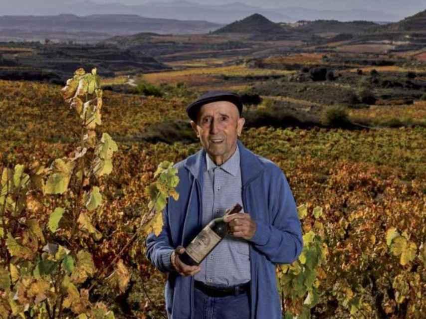 Luis Cañas, genio y figura del vino español, D.E.P.