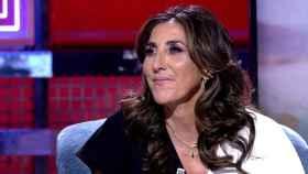 Paz Padilla se ha sentado en 'Sábado Deluxe' dos meses después de la muerte de su marido.