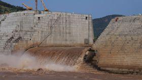 La construcción de la Gran Presa del Renacimiento Etíope está a punto de concluir.
