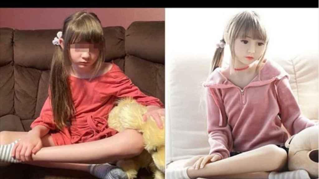Una madre de Florida afirma que los fabricantes se inspiraron en una foto de su hija, subida en las redes sociales.
